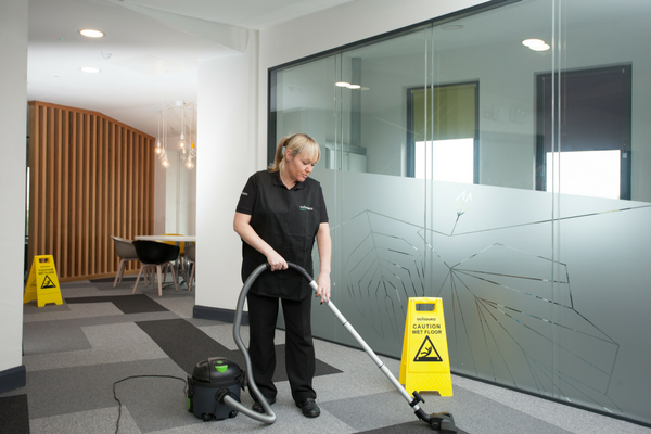 Outsource Support - Cleaning Service