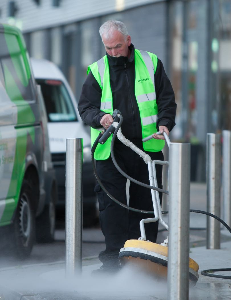 Outsource Support - Professional Pressure Washing Services