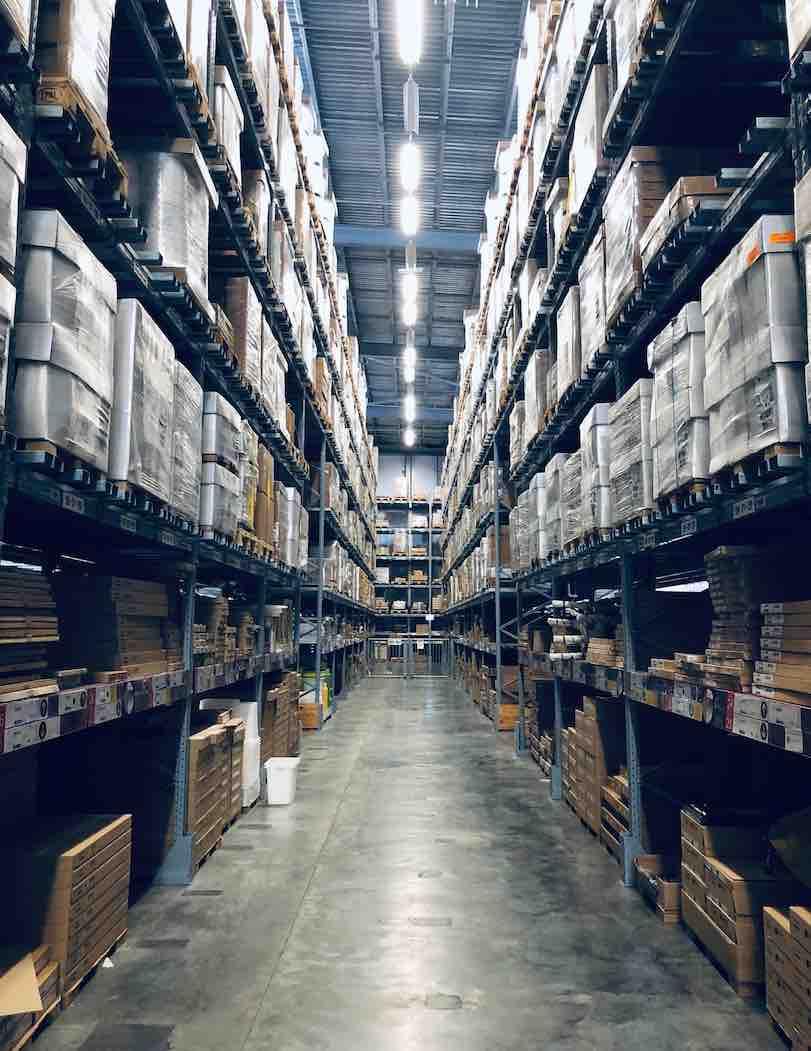 Logistics, Distribution & Transport Centres Facility Services