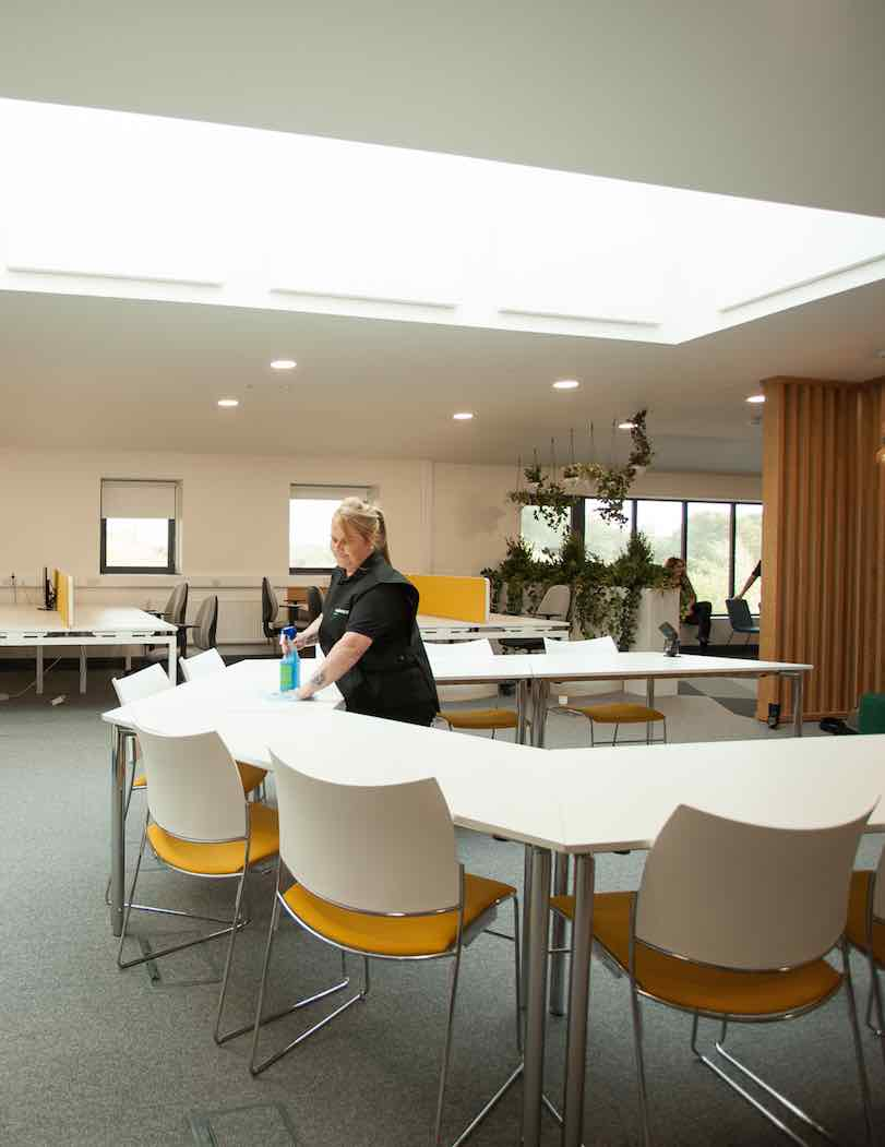 Office, Technology & Business Park Facility Services
