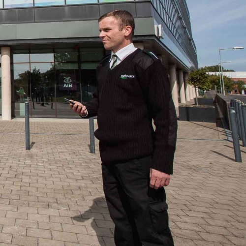 Outsource Support Manned Guarding Security Services